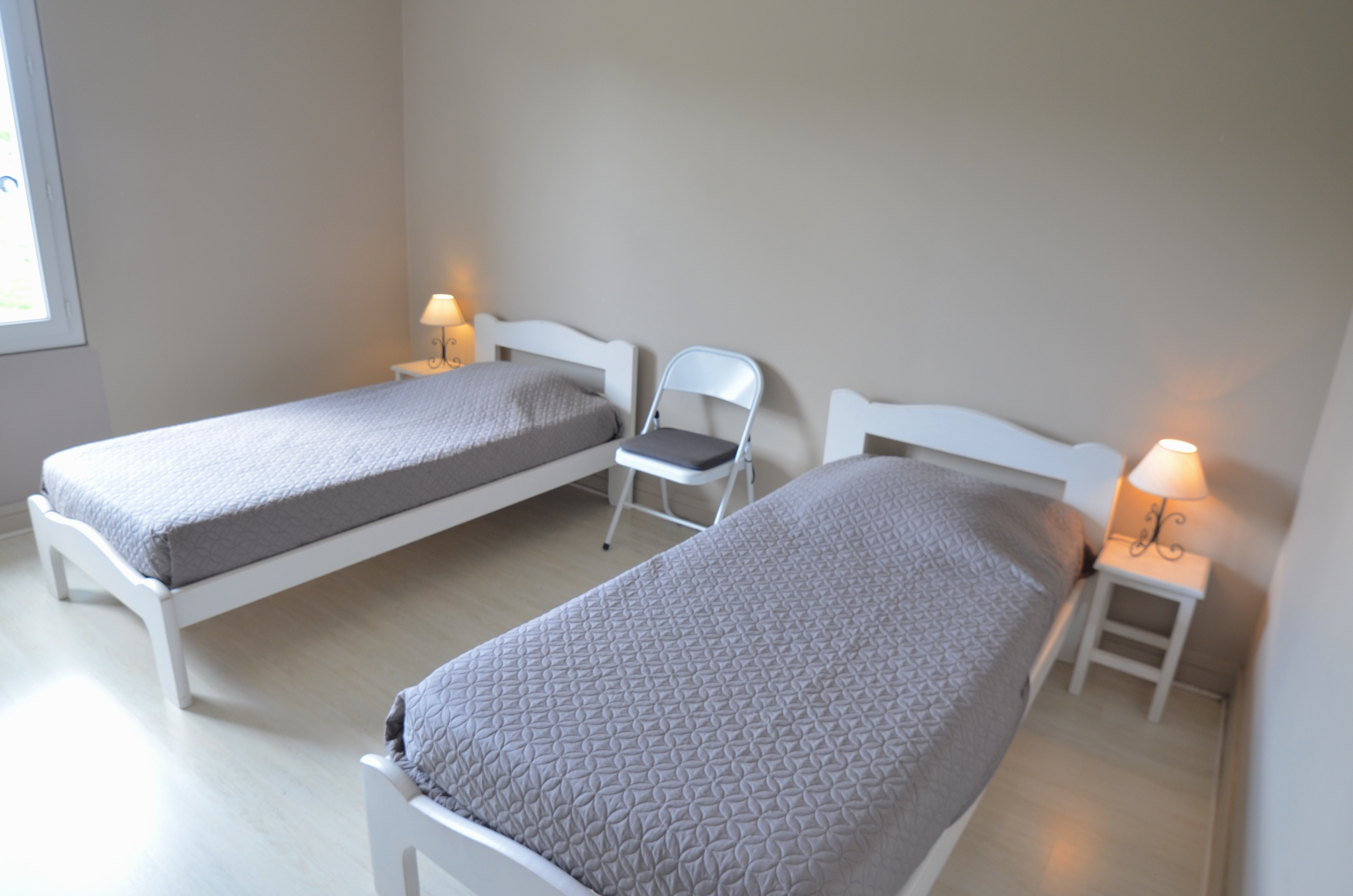 location salle avec couchage normandie