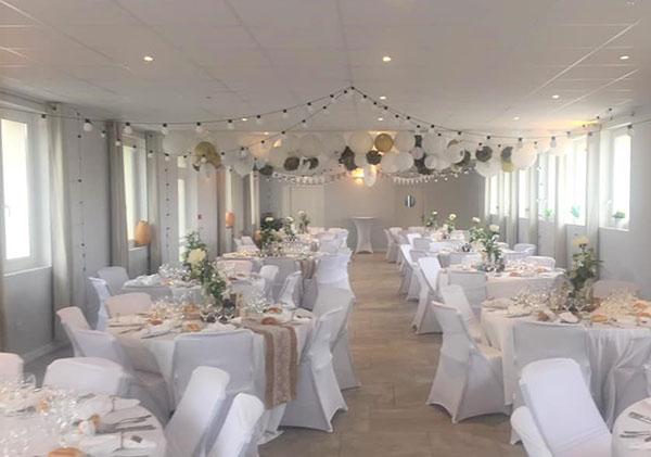 salle mariage normandie
